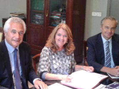 Les maires de France et du Québec renforcent leur partenariat
