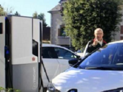 L'Orne recharge les véhicules électriques en 30 minutes chrono!