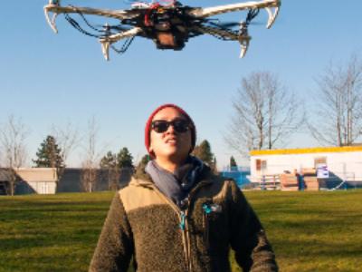 Le Sénat adopte définitivement  la proposition de loi relative au renforcement de la sécurité de l'usage des drones civils