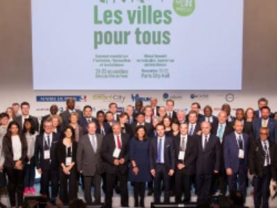 Résilience urbaine: Paris et le Grand Paris veulent donner l'exemple