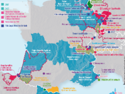 Le schéma de développement  territorial de la Grande Région s'affine