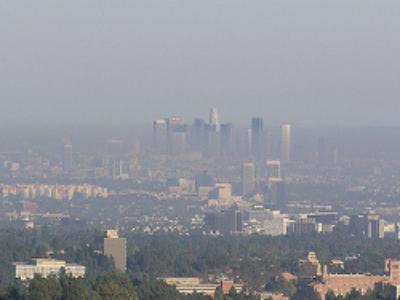 Pollution des villes: les pneumologues alertent les élus locaux