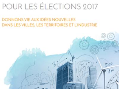 Présidentielle 2017: l'ingénierie soumet 10 propositions aux candidats