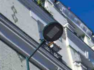 Saint-Mandé première ville 100% LED