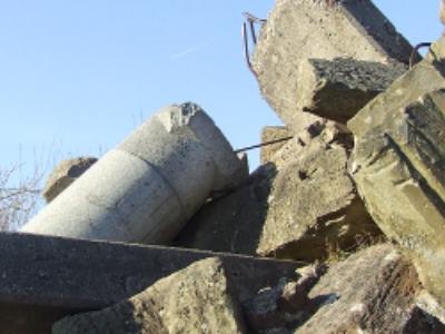 Déchets du bâtiment: Amorce enfonce le clou