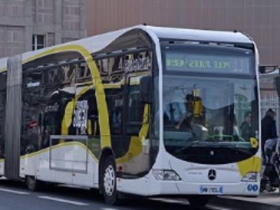 Amiens Métropole lance son marché de bus électriques