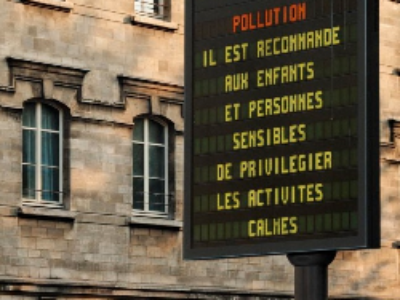 La surveillance de la qualité de l'air cadrée par un arrêté