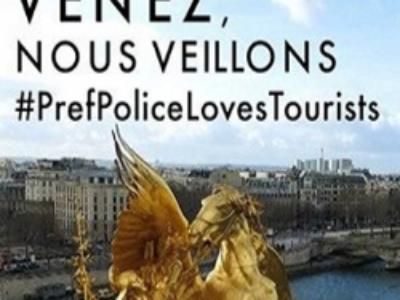 Paris présente son plan Sécurité Tourisme 2017
