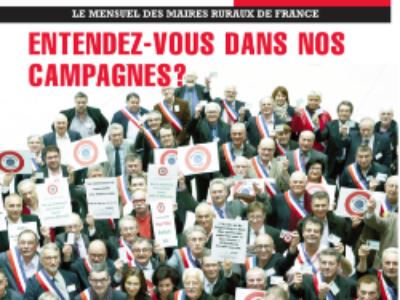 """Le """"Oui, mais"""" des maires ruraux à Emmanuel Macron"""