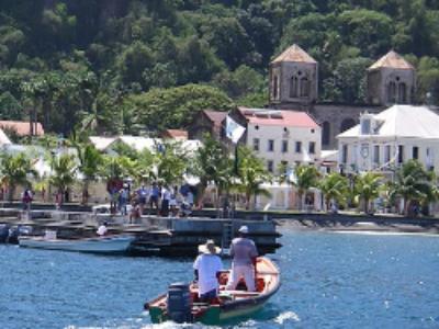 Création officielle du parc naturel marin de Martinique