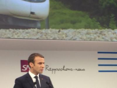 Emmanuel Macron annonce une loi d'orientation des mobilités