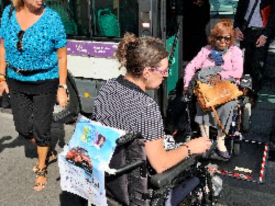 Accessibilité et sécurité dans les transports: l'Ile-de-France met les bouchées doubles