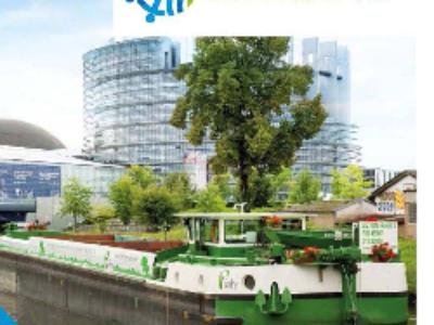 """Strasbourg veut devenir """"la ville fluviale européenne"""""""