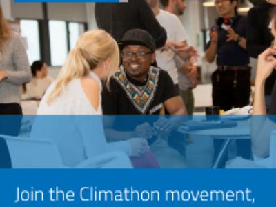 Climathon: Paris, Cannes et Lyon planchent sur des solutions à leurs enjeux climatiques locaux