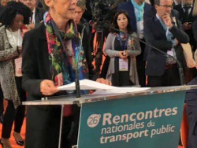"""Rencontres nationales du transport public – """"Un nouveau départ"""" annoncé en 2018"""