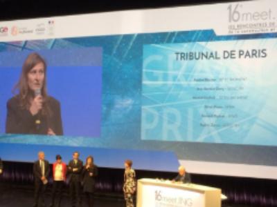Grand Prix National de l'Ingénierie 2017: inventif, ultra-moderne et durable!