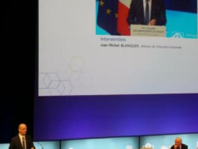 En Congrès, l'ADF expose sa doctrine du numérique éducatif