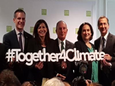 12 villes-monde s'engagent pour la sortie des véhicules thermiques d'ici 2030