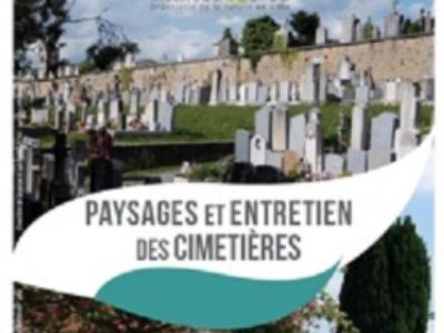 Réhabilitation écologique et paysagère des cimetières: un recueil à destination des élus et gestionnaires