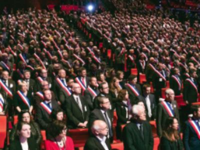 """Le Congrès des maires de France veut """"Réussir la France avec ses communes"""""""