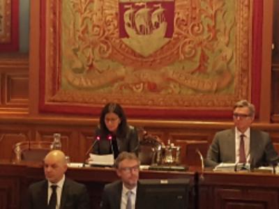 Le Conseil de Paris demande la création d'un Observatoire des Maires en danger dans le monde