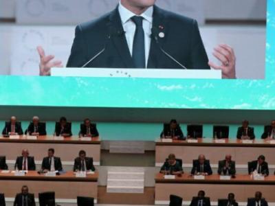 """""""One planet summit"""": les douze résolutions du président Macron"""