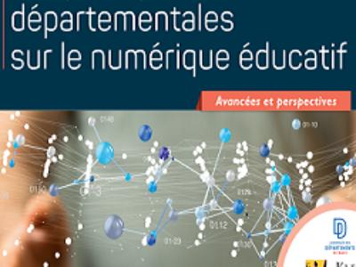 Les politiques départementales sur le numérique éducatif scannées dans un livre blanc