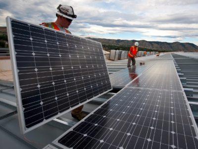 Photovoltaïque et solaire: des projets déployés dans un dizaine de régions