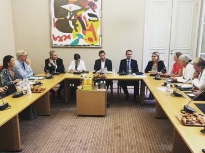 Services publics communaux: le ras-le-bol des élus de l'Amif