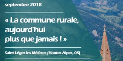 L'Agence France Locale au service des communes rurales