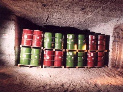 Déchets dangereux: un rapport parlementaire pointe les dérives du stockage