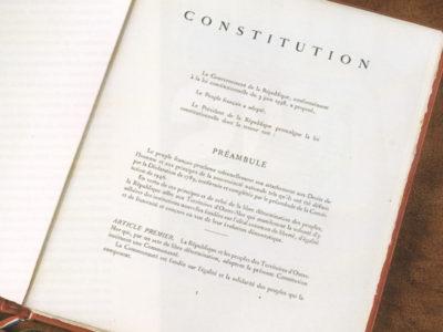 Le Conseil d'Etat étrille le projet de loi de réforme constitutionnelle sur l'environnement