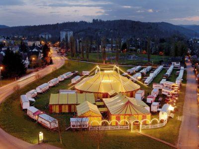 Une nouvelle charte d'accueil des cirques dans les communes