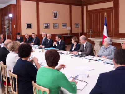 Le gouvernement veut instaurer confiance, partage, cohésion et dialogue avec les territoires