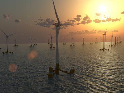 Éolien en mer: un cadre juridique rénové mais des objectifs en berne