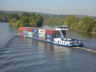 Le transport fluvial boit-il la tasse?