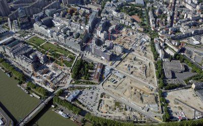 Ile-de-France: éco-entreprises et collectivitésà la croisée des chemins?