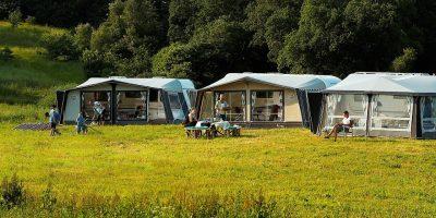 Tourisme: l'hôtellerie de plein air tient salon dans un contexte record