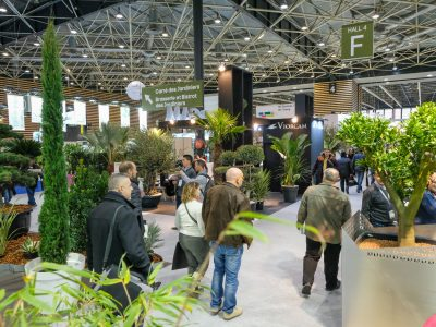 Espaces verts: Paysalia fait germer l'innovation