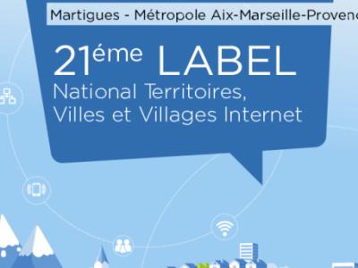 Label Villes Internet: un avant-goût du cru 2020