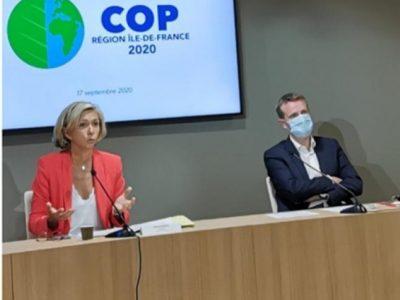 La région Île-de-France lance un plan de relance écologique