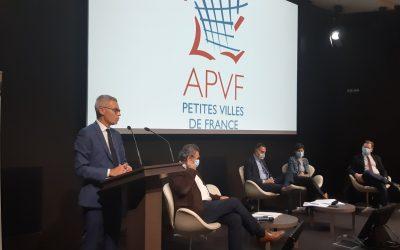 Christophe Bouillon réélu président de l'APVF