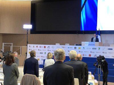 Congrès des Régions: du silence, des paroles et des actes