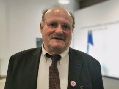 Michel Fournier, nouveau président des maires ruraux de France