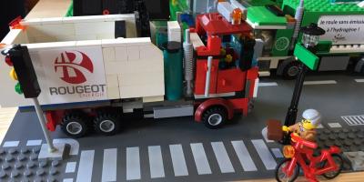Dijon Métropole verdit ses bus